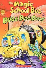Magic School Bus - Bugs, Bugs, Bugs (DVD, 2004)