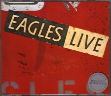 2 CD (NOUVEAU!) Eagles Live (1980 Dig. rem. Hôtel California Life in Fast Lane mkmbh