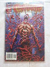 CARNAGE: IT'S A WONDERFUL LIFE  Vol 1 OCT 1996 - Ed MARVEL COMICS - IN INGLESE