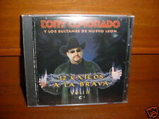 New music cd TONY CORONADO 12 EXITOS A  LA BRAVA VOL II