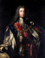 Oil Joshua Reynolds - Portrait Of Lionel Sackville, 1st Duke Of Dorset canvas