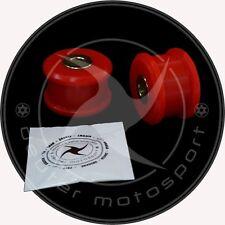 Fiat Panda/Punto/Lancia -  (2)boccole ammortizzatori posteriori in poliuretano