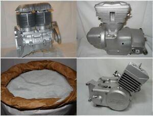 Glasperlen 25kg Strahlmittel Sandstrahlen Sandstrahlgerät Strahlgut Sandstrahler