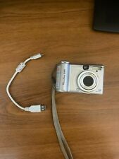 Canon PowerShot A95 5.0MP Digital Camera - Silver