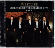 Westlife - Unbreakable : The Greatest Hits Vol. 1 (CD)