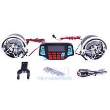 Motorrad Bluetooth Lautsprecher Stereo Audio Soundsystem FM TF USB Wasserdicht