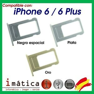 Tray SIM For IPHONE 6/6 Plus Apple Adaptor Card Micro-Nano Guide