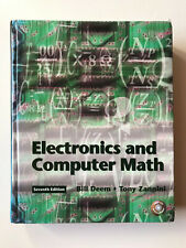 Electronics and Computer Math By Bill R. Deem & Tony Zannini 7th Edition with CD