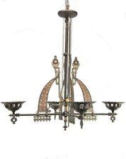 Iron Antique Chandeliers, Fixtures & Sconces