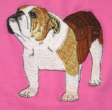 Embroidered Fleece Jacket - English Bulldog AD006  Sizes S - XXL