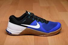 NIB NIKE Mens 15 METCON 2 819899 480 BLUE BLACK TRAINING CASUAL SHOES NEW $130