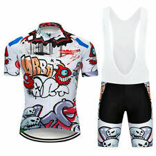 Funny Cycling Jersey and  Bib Short Set
