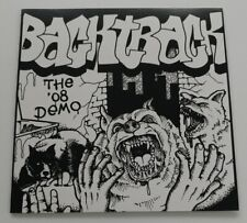 "Backtrack The '08 Demo 7"" NEW NYHC Punk Hardcore Warzone Incendiary Outburst"