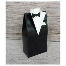 Tuxedo Favor Boxes, Packages of 10