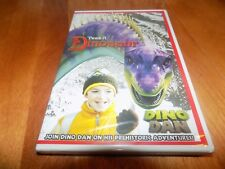 DINO DAN 'TWAS A DINOSAUR Christmas Holiday Children's TV Kid's Nick Jr. DVD NEW