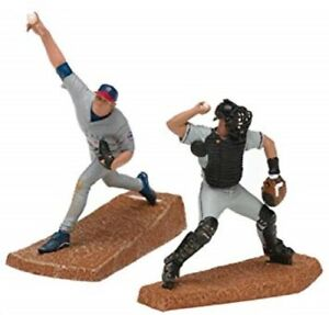 2004 McFarlane Baseball 3-Inch Duals #50 Mark Prior Ivan Rodriguez Figurines