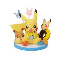 Pokemon Tea Party Sweets Collection Pikachu Figure Statue