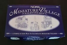 NOMA MINIATURE VILLAGE LIGHTING KIT WITH R1 CLEAR LAMPS AND TRANSFORMER (1692)