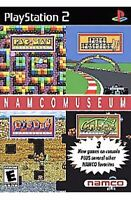 Namco Museum PlayStation 2 PS2 Kids Game Pac-Man Classic Games Collection 1