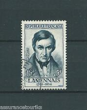 CÉLÉBRITÉS - 1957 YT 1111 - TIMBRE OBLITÉRÉ / USED