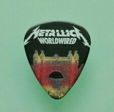 Metallica - Barcelona 05/05/19 Worldwired Tour 100% Authentic RARE Guitar pick
