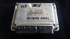 2002 VW JETTA DIESEL ECM ECM MODULE # 038 906 012 FD GENUINE 0 281 010 653