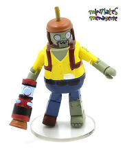 Plants vs Zombies Minimates Garden Warfare Series 2 Plumber Zombie