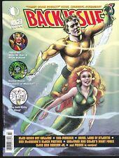 BACK ISSUE 27 COMICS FANZINE MAGAZINE AQUAMAN SUB-MARINER ARION ALAN WEISS