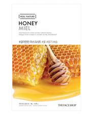 THE FACE SHOP Real Nature Honey Mask Sheet