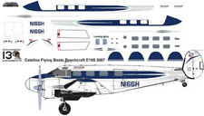 Catalina Flying Boats Beech 18 C-45 decals for Pioneer 2 1/72 scale