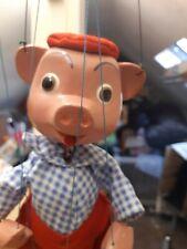 Pelham puppets  Pinky 1962  original box hand made in England