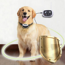 Dog Pet Electric Wireless WIFI Fence Containment System Fencing Waterproof in US