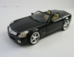 Hot Wheels, 1:18 Scale, Diecast Cadillac XLR Model Car With Movable Parts