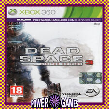 Dead Space 3 Limited Edition (Microsoft Xbox 360) Brand New