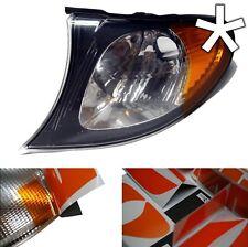 US - Design Folie für weiße Blinker BMW E46 Facelift Limo und Kombi rechts/links