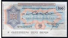IBI IST.BANCARIO ITALIANO 1976 GRUPPO FIN.TESSILE FACIS/PAPER MONEY FDS/UNC
