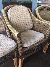 Coco Republic Cane Chairs