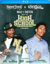 MAC & DEVIN GO TO HIGH SCHOOL - BLU RAY - Region A - Sealed