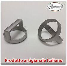 Tagliapasta da 8,5 cm in alluminio per tigella o stampi tigelle e crescentine