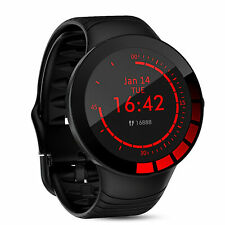 Waterproof Sport Smart Watch Men Heart Rate Blood Oxygen Monitor for iOS Android
