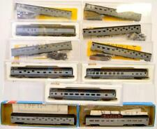 11 Con Cor N scale New York Central passenger cars MIB Lot 789