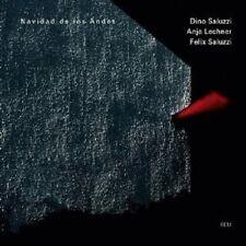 """Dino Saluzzi """"Navidad de los Andes"""" CD NUOVO"""