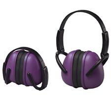6 Purple Ear Muffs Hearing Protection Folding & Adjustable Work/Hunting/Shooting