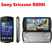 Unlocked Sony Ericsson XPERIA Play R800i Black 3G wifi Slide Smartphone