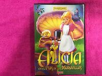 ALICIA EN EL PAIS DE LAS MARAVILLAS DVD GOODTIMES MANGA FILMS