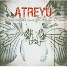 ATREYU - SUICIDE NOTES AND BUTTERFLY KISSES  CD NEU