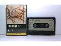 CHICAGO - 17 - CASSETTE - EU - 1984 - (EX/NM - EX/NM)