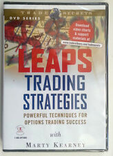 LEAPS TRADING STRATEGIES by Marty Kearney * New Stock Trading DVD *