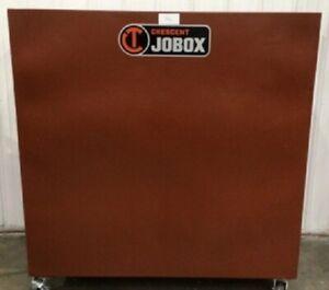 JoBox Jobsite Clam Shell Cabinet # 692990