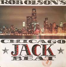 V/A-Rob Olson's Chicago Jack BEAT: La vraie photo de maison (LP) (G/G)